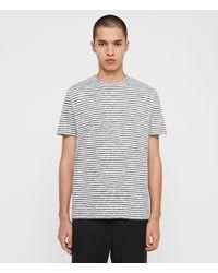 AllSaints Hex Crew T-shirt - White