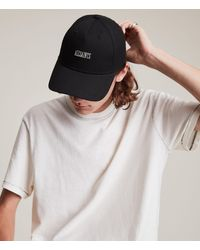 AllSaints Axl Baseball Cap - Black