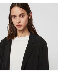 AllSaints Aleida Blazer - Black