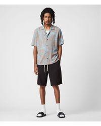 AllSaints Men's Casual Trista Shorts - Black