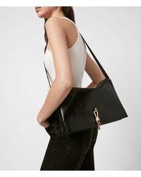 AllSaints Sheringham Shoulder Womens - Black