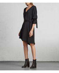 AllSaints | Sia Dress | Lyst