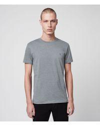 AllSaints Tonic T-Shirt Mens - Grau