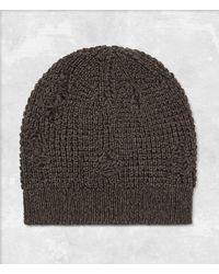 AllSaints - Vektarr Beanie Hat - Lyst
