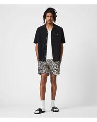AllSaints Reserve Short Mens - Multicolor