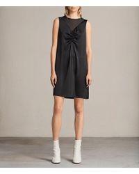 AllSaints - Nuri Dress - Lyst
