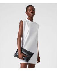 AllSaints Bettina Clutch Womens - Black