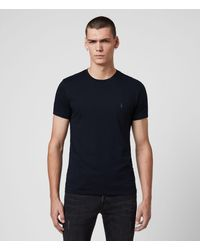 AllSaints Tonic Crew T-shirt - Black