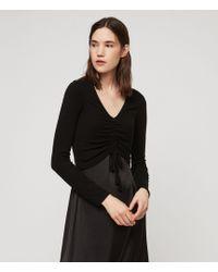 AllSaints - Rina Dress - Lyst