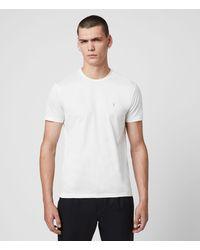 AllSaints Tyrell Crew T-shirt - White
