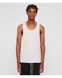 AllSaints Tonic Vest Mens - Weiß
