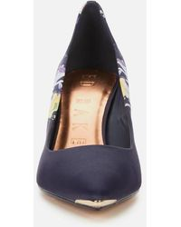 Ted Baker Eriino Court Shoes - Blue
