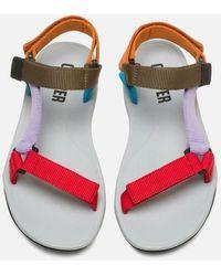 Camper Webbing Sandals - Multicolour