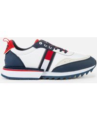 Tommy Hilfiger Fashion Running Style Sneakers - White