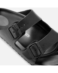 Birkenstock Arizona Eva Sandals - Black