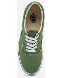 Vans Era Trainers - Green