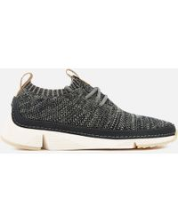 Clarks - Tri Native Knitted Trainers - Lyst