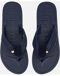 Superdry - Cove Sandals - Lyst