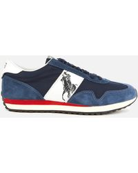Ralph Lauren Train 90 Navy Blue