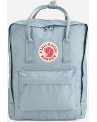 Fjallraven Kanken Backpack - Blue