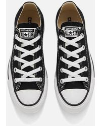 Converse Chuck Taylor All Star Ox Sneakers - Black