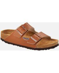 Birkenstock Arizona Double Strap Sandals - Brown