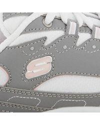 Skechers D'lites Biggest Fan Sneakers - Gray