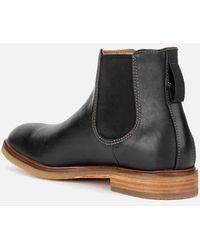 Clarks S Clarkdale Gobi Low Boot - Black