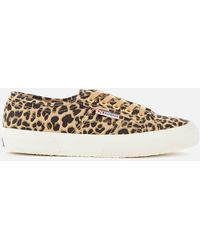 Superga 2750 Fantasy Cotu Trainers - Multicolour