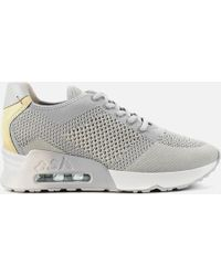 Ash Lucky Knit Runner Style Trainers - Multicolor