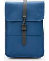 Rains Mini Backpack - Blue