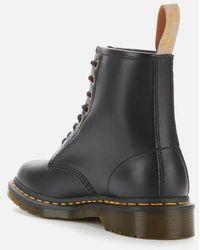 Dr. Martens Vegan 1460 8-eye Boots - Black