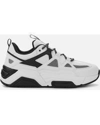 Armani Exchange Chunky Sneakers - White