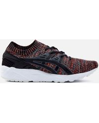 Asics - Gel-kayano Knit Trainers - Lyst