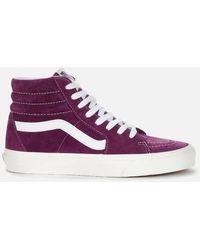 Vans Sk8-hi - Purple