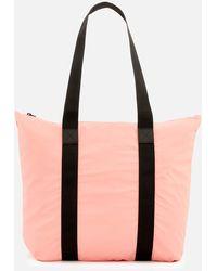 Rains Rush Tote Bag - Pink
