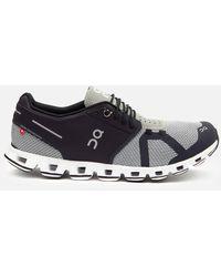 On Cloud Running Sneakers - Black