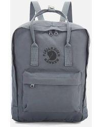 Fjallraven Re-kanken Backpack - Grey