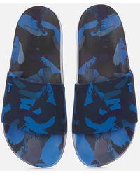 Ted Baker Aglao Slide Sandals - Blue