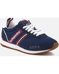 Superdry - Women's Base Runner Trainers - Lyst