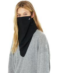 Alo Yoga City Scarf Mask - Black