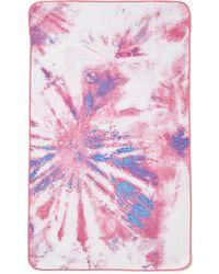 Alo Yoga Tie-dye Performance No Sweat Hand Towel - Pink