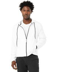 Alo Yoga Alo Yoga Advent Circuit Jacket - White