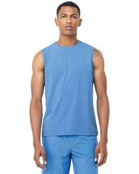 Alo Yoga Alo Yoga Idol Performance Tank Top - Blue