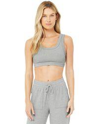 Alo Yoga - Wellness Bra - Lyst