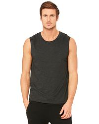 Alo Yoga Triumph Muscle Tank Top - Black