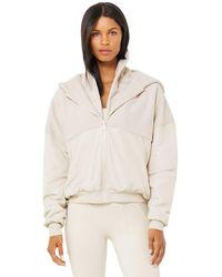 Alo Yoga Arctic Jacket - White
