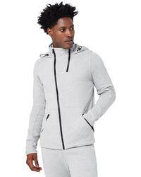 Alo Yoga Shift Jacket - Grey