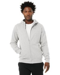 Alo Yoga Central Hoodie - Gray