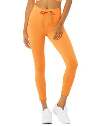 Alo Yoga - Alo Yoga 78 High-waist Checkpoint Legging - Lyst